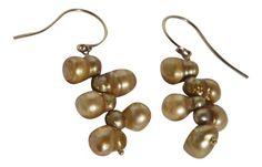 14k Gold-filled Dyed Gold Freshwater Cultured Pearl Dangle Earrings Blue Breeze Jewelry http://www.amazon.com/dp/B008RGHPMK/ref=cm_sw_r_pi_dp_KUXUtb0MVSSKNX7S