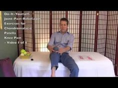 ▶ Exercises for Chondromalacia Patella Knee Pain - Video 1 of 4 - YouTube