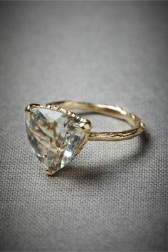 Evergreen Hollow Ring BHLDN