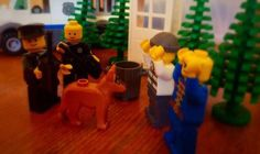 Police use Lego to help build better community relations