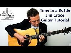 Time In A Bottle Guitar Lesson - Jim Croce - YouTube