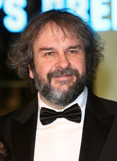 Peter Jackson at event of The Hobbit: An Unexpected Journey (2012)