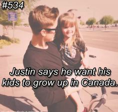 Dont worry, I will move for you Justin. I'll become Canadian if you want. ;)