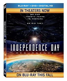 Independence Day: Resurgence [Blu-ray] 20th Century Fox…