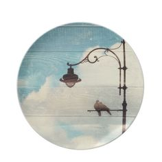 Turtle Doves - Love FOREVER AND EVER Plates