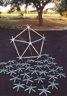 Garden dome  Star Connectors