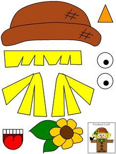 """template 1 paper bag scarecrow--GC session activity. What """"scares"""" your or what feelings do you try to """"scare away"""" & not feel."""