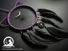 Luna's Special Dream Catcher by TheInnerCat