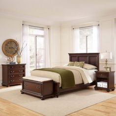 Roanoke Bedroom Collection  found at @JCPenney