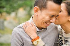 Simple Chic Hong Kong Engagement Shoot | http://brideandbreakfast.ph/2014/09/30/the-purest-happiness/ | Photographer: Nez Cruz