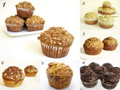 muffins perfectos