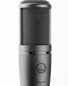 AKG Condenser Mic No. 1  Amusing myself at home. I haven't used it in such a long time.  #lightstudies #akg #microphone #music #recording #nikon #nikkor #105mm #d750 #studiolighting  #retouching #product #photography