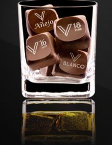 Give chocolates infused with cocktails.