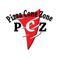 The logo I did for Pizza Cone Zone. #logos #digital #pizza