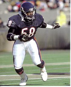 NFL Outside Linebacker - Wilber Marshall Nfl Football Players, Bears Football, Football Memes, Football Stuff, Football Baby, Baseball, 1985 Chicago Bears, Chicago Bears Super Bowl, Chicago Bears Pictures