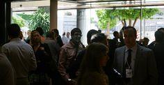 @huellasenlared en Congreso Nacional de PYMES celebrado en Murcia el 23 de mayo