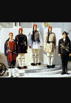 Evzones! Athens By Night, Places In Greece, Honor Guard, Greeks, Greek Life, Macedonia, Greece Travel, Ghosts, Santorini