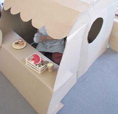 mini mocha: Little Cardboard Box Shop