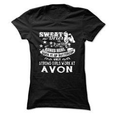 Strong Girls Work At AVON