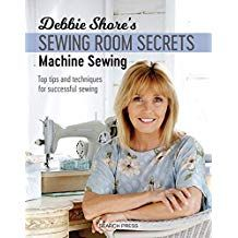 Free eBook Debbie Shore's Sewing Room Secrets: Machine Sewing: Top tips and techniques for successful sewing Author Debbie Shore Sewing Hacks, Sewing Tutorials, Sewing Crafts, Sewing Kit, Sewing Ideas, Hello Craft, Debbie Shore, Toaster Cover, Sewing Essentials