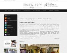 Franck Levey, photographe à Rennes
