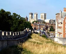 York Walls - Walk the longest and best preserved city walls in England