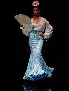 Resultado de imagen de blusas de flamenca