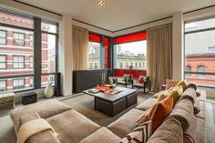 marc jacobs pone en alquiler su apartamento de diseño en nueva york por 37.500 dólares/mes (fotos)