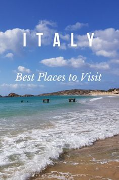 Unique places to visit in Italy - Italian bucket list covering must-see attractions and best Italy holiday destinations! Italy Places To Visit, Visit Italy, Beautiful Places To Visit, Cool Places To Visit, Italy Destinations, Holiday Destinations, Italy Travel Tips, Travel Europe, European Travel