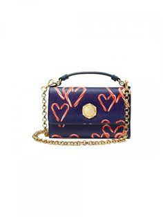 Hannah Hearts Wallet Bag