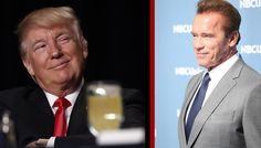 Arnold Schwarzenegger and Donald Trump spar over Apprentice ratings