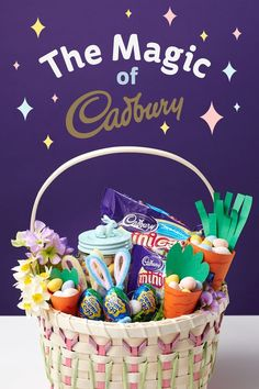 Your Easter Egg hunt is over! Cadbury Cream Eggs are back season, so throw a couple in your Easter basket this year and hop to it! Auction Baskets, Easter Party, Easter Treats, Egg Hunt, Easter Recipes, Easter Eggs, Easter Food, Easter Baskets, Happy Easter