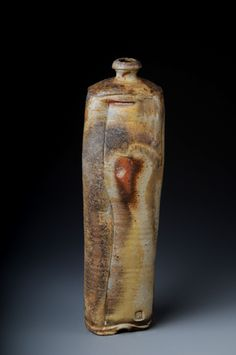 Tall Altered Bottle by Kevin Crowe, VA