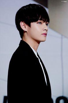 V BTS MAMA 2016 - Red Carpet