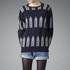 Winter inspirationnnn, once again--House of Holland sweater