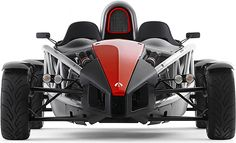 Ariel Atom - The best car I have ever been in