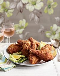 Classic Southern Fried Chicken Recipe from Food & Wine