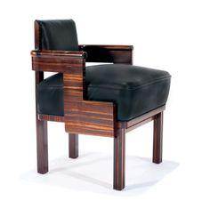 KEM Weber armchair