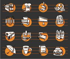 Signage Icons Series - Download