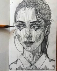 Secrets Of Drawing Realistic Pencil Portraits - Pinned by: ☾OohmyJupiterr Secrets Of Drawing Realistic Pencil Portraits - Discover The Secrets Of Drawing Realistic Pencil Portraits Face Art, Sketches, Easy Drawings, Sketch Book, Art Images, Art Drawings, Drawing Sketches, Art, Pencil Portrait Drawing