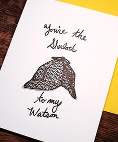 Sherlock : Greenwich Letterpress