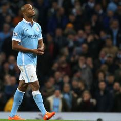 Manchester City fans' misery as faith in Vincent Kompany dwindles