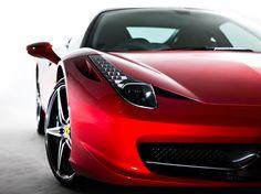 500px / Photo Ferrari 458 Italia by Steve Ashdown