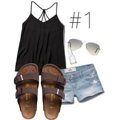 LIT outfit #1 by oliviagillis130 on Polyvore featuring Abercrombie