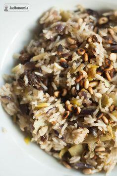 jadłonomia · roślinne przepisy: Ulubiony smażony ryż na zimę