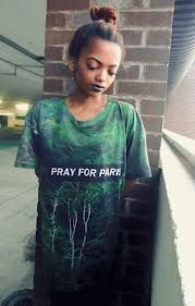 Pray for Paris Forest Tee Pray For Paris, Current Events, Fashion Photography, T Shirts For Women, Tees, People, Summer, Mens Tops, Style