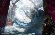 rocketumbl:  Destiny Concept Art