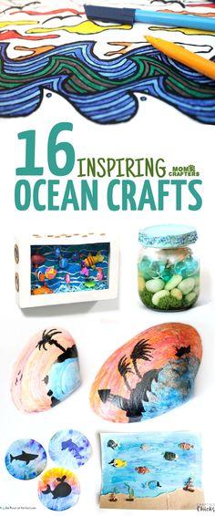 16 ocean crafts all