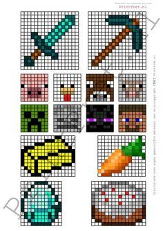 Afbeeldingsresultaat voor minecraft patronen