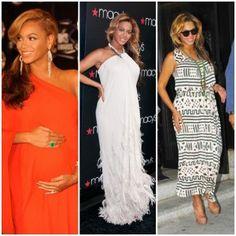 Beyonce Maternity Fashions